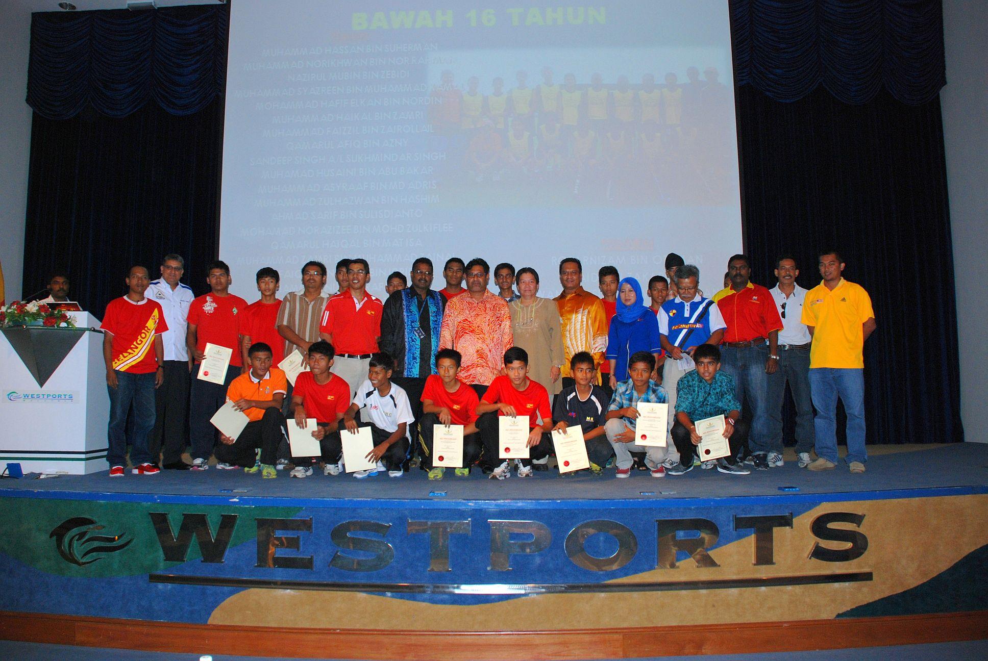 Selangor U-16 Team