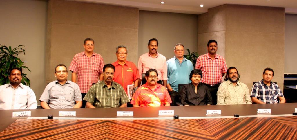 New SHA Council 2014
